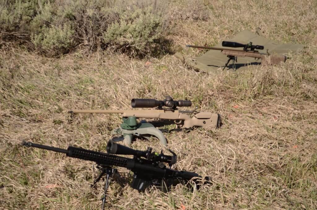 Field of Dreams Long Range Shooting Experience