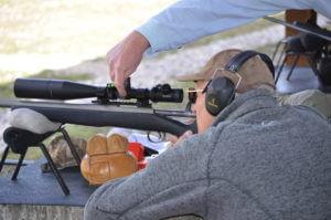 Long Range Rifle Training