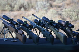 Nomad Rifleman Private Long Range Shooting Experience